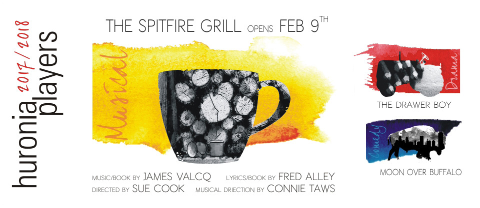 The Spitfire Grill - Opens February 9, 2018
