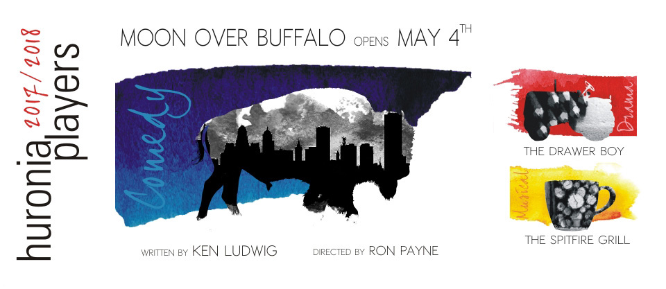 Moon Over Buffalo - Opens May 4, 2018