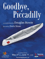 Goodbye, Piccadilly Poster